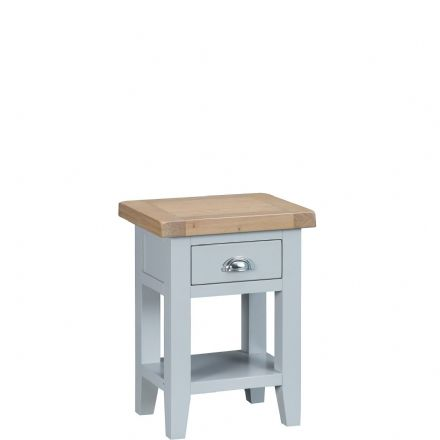 Toulouse Grey Side Table